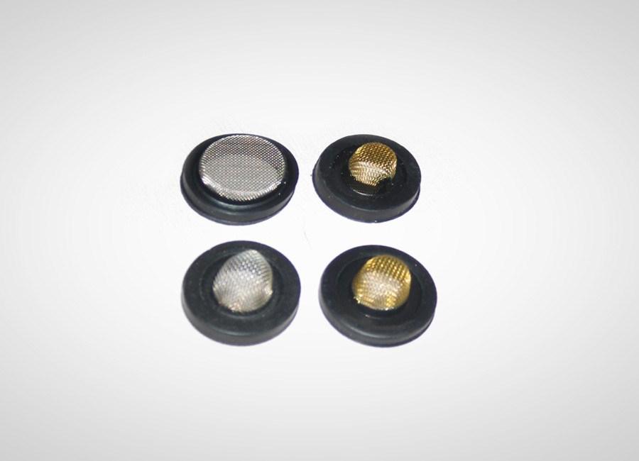 Sitka gumowe, sitka z gumową oprawą, uszczelki gumowe